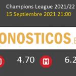 Liverpool vs AC Milan Pronostico (15 Sep 2021) 2