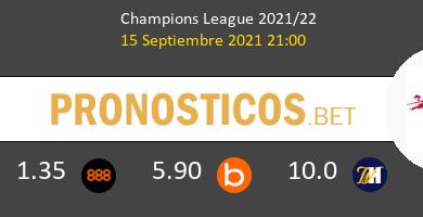 Manchester City vs RB Leipzig Pronostico (15 Sep 2021) 2