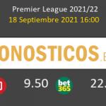Manchester City vs Southampton Pronostico (18 Sep 2021) 4
