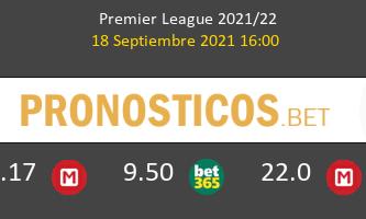 Manchester City vs Southampton Pronostico (18 Sep 2021) 3