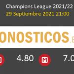 Manchester United vs Villarreal Pronostico (29 Sep 2021) 3