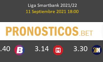 Mirandés vs Alcorcón Pronostico (11 Sep 2021) 3