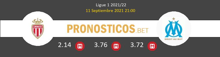 Monaco vs Marsella Pronostico (11 Sep 2021) 1