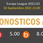 Monaco vs Sturm Graz Pronostico (16 Sep 2021) 3