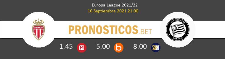 Monaco vs Sturm Graz Pronostico (16 Sep 2021) 1
