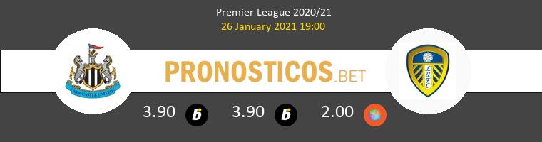 Newcastle vs Leeds United Pronostico (17 Sep 2021) 1