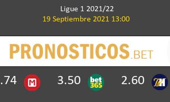 Niza vs Monaco Pronostico (19 Sep 2021) 3