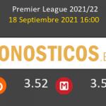 Norwich City vs Watford Pronostico (18 Sep 2021) 6