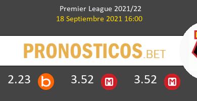 Norwich City vs Watford Pronostico (18 Sep 2021) 5