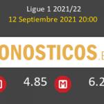 Olympique Lyonnais vs Strasbourg Pronostico (12 Sep 2021) 7
