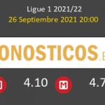 Marsella vs Lens Pronostico (26 Sep 2021) 2