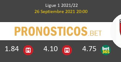Marsella vs Lens Pronostico (26 Sep 2021) 1