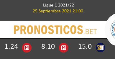 Paris Saint Germain vs Montpellier Pronostico (25 Sep 2021) 6