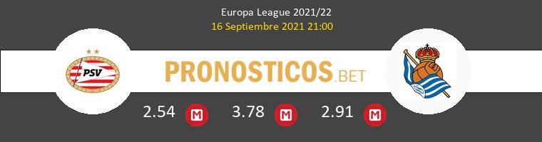 PSV vs Real Sociedad Pronostico (16 Sep 2021) 1