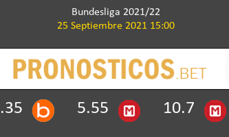 RB Leipzig vs Hertha Berlín Pronostico (25 Sep 2021) 2