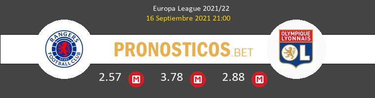 Rangers FC vs Lyon Pronostico (16 Sep 2021) 1