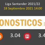 Rayo Vallecano vs Getafe Pronostico (18 Sep 2021) 6