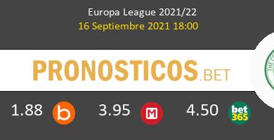 Real Betis vs Celtic Pronostico (16 Sep 2021) 4