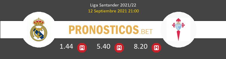 Real Madrid vs Celta Pronostico (12 Sep 2021) 1
