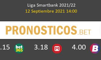 Real Oviedo vs F.C. Cartagena Pronostico (12 Sep 2021) 1
