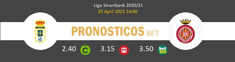 Real Oviedo vs Girona Pronostico (26 Sep 2021) 1