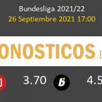 SC Freiburg vs FC Augsburg Pronostico (26 Sep 2021) 2