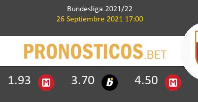 SC Freiburg vs FC Augsburg Pronostico (26 Sep 2021) 1