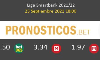 SD Amorebieta vs Eibar Pronostico (25 Sep 2021) 1