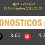 SaintvÉtienne vs Girondins Bordeaux Pronostico (18 Sep 2021) 6