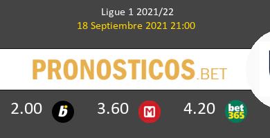 SaintvÉtienne vs Girondins Bordeaux Pronostico (18 Sep 2021) 4