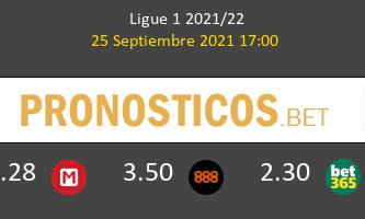 SaintvÉtienne vs Niza Pronostico (25 Sep 2021) 3