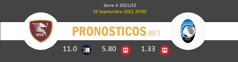 Salernitana vs Atalanta Pronostico (18 Sep 2021) 1