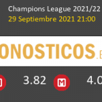 Salzburg vs Lille Pronostico (29 Sep 2021) 5