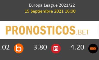 Spartak Moskva vs Legia Warszawa Pronostico (15 Sep 2021) 3