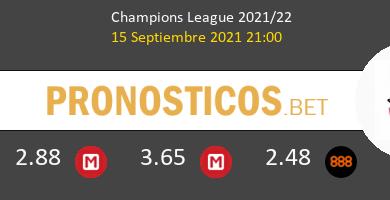 Sporting CP vs Ajax Pronostico (15 Sep 2021) 3