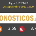 Stade Brestois vs Metz Pronostico (26 Sep 2021) 5