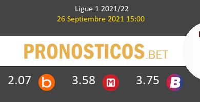 Stade Brestois vs Metz Pronostico (26 Sep 2021) 4