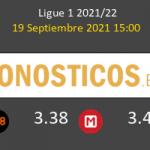 Reims vs Lorient Pronostico (19 Sep 2021) 3