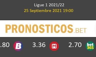 Estrasburgo vs Lille Pronostico (25 Sep 2021) 2