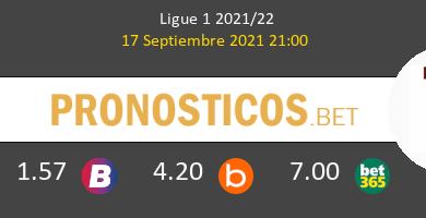 Estrasburgo vs Metz Pronostico (17 Sep 2021) 6