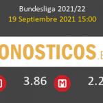 Stuttgart vs Bayer Leverkusen Pronostico (19 Sep 2021) 2