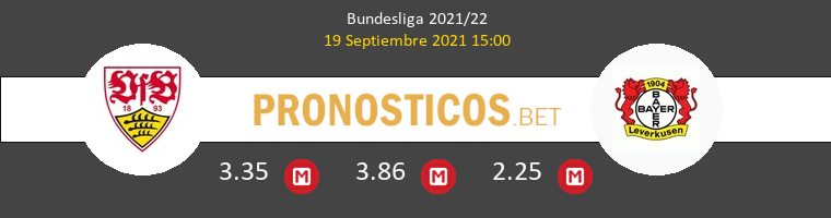 Stuttgart vs Bayer Leverkusen Pronostico (19 Sep 2021) 1