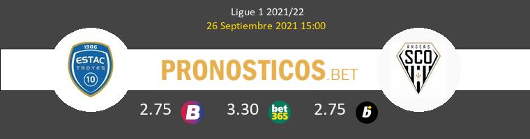 Troyes vs Angers SCO Pronostico (26 Sep 2021) 1