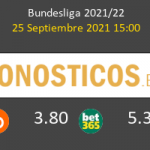 Union Berlin vs Arminia Bielefeld Pronostico (25 Sep 2021) 6