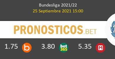 Union Berlin vs Arminia Bielefeld Pronostico (25 Sep 2021) 5