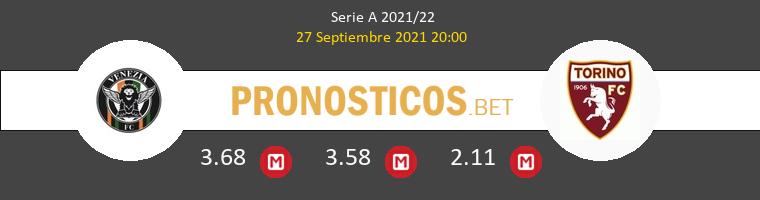 Venezia vs Torino Pronostico (27 Sep 2021) 1