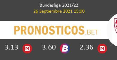 VfL Bochum vs Stuttgart Pronostico (26 Sep 2021) 2