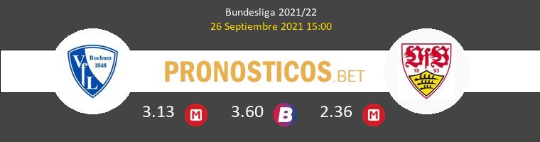 VfL Bochum vs Stuttgart Pronostico (26 Sep 2021) 1