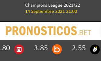 Villarreal vs Atalanta Pronostico (14 Sep 2021) 2