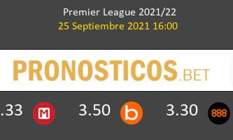 Watford vs Newcastle Pronostico (25 Sep 2021) 1